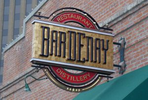 Sign Maker barden projection building outdoor storefront sign 300x203